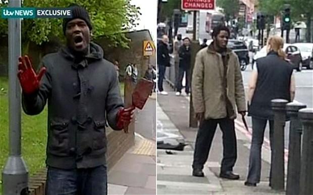 Michael Adebolajo e Michael Adebowale, i due terroristi di Woolwich responsabili della morte del soldato Lee Rigby