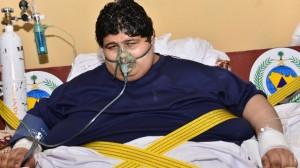 Khalid Bin Mohsen Shaeri, 19 anni e 610 chili, il ragazzo saudita aiutato dal re Abdallah a perdere i chili di troppo