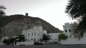 La città vecchia di Muscat (foto Elia Milani)
