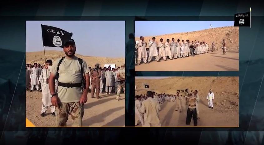 campi addestramento Isis