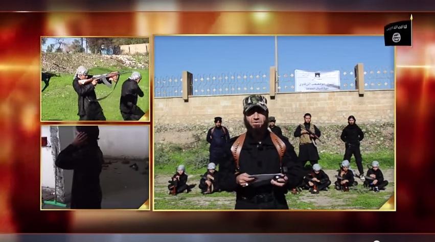 L'istruttore capo dell'Isis spiega le fasi dell'addestramento dei baby mujahidin (You Tube)