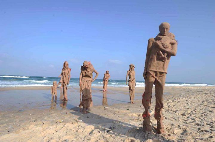 L'arte nella Striscia di Gaza